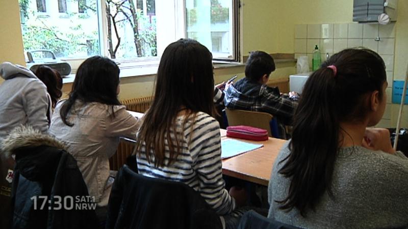 Schulfrei für Muslimische Schüler (Foto: SAT.1 NRW)