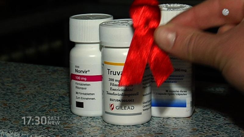 Aidstest für Zuhause (Foto: SAT.1 NRW)