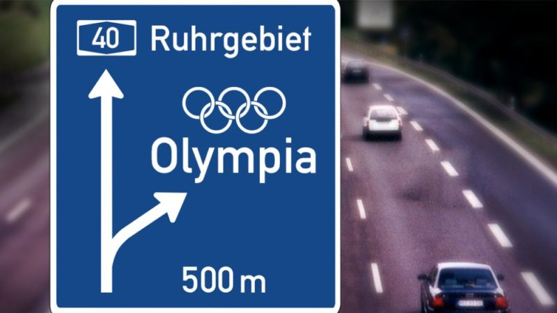 Olympia an Rhein und Ruhr? (Foto: SAT.1 NRW)