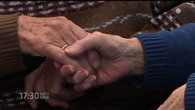 Smarte Hilfe für alte Menschen (Foto: SAT.1 NRW)