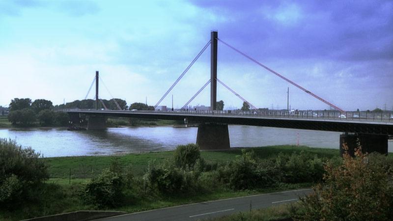 Brücken-Überwachung (Foto: SAT.1 NRW)