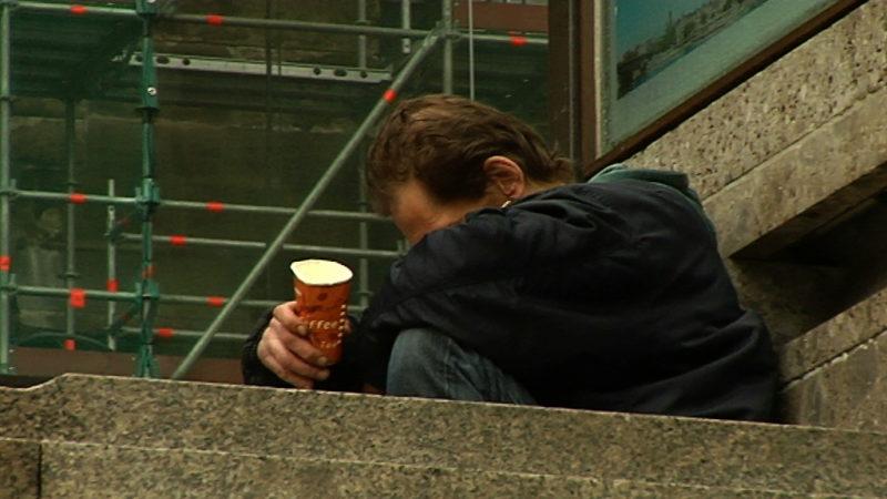 Teure Knöllchen für Obdachlose (Foto: Symbolbild SAT.1 NRW)