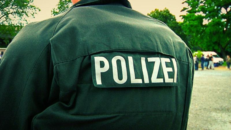 Polizei erschießt Mann auf Wache (Foto: SAT.1 NRW)
