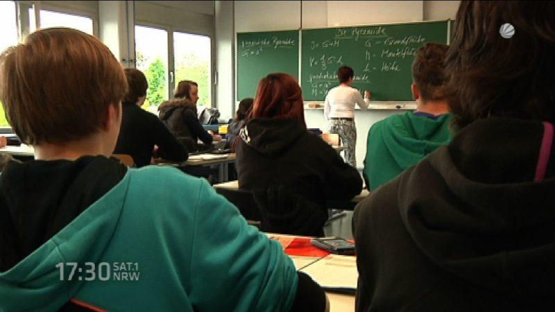 Lehrer verzweifelt gesucht (Foto: SAT.1 NRW)