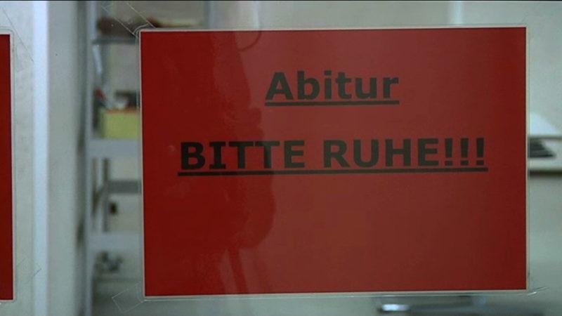 Abi-Prüfungen in NRW starten (Foto: SAT.1 NRW)