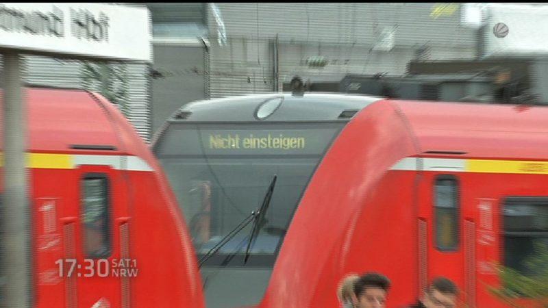 Bahn und GDL einigen sich (Foto: SAT.1 NRW)