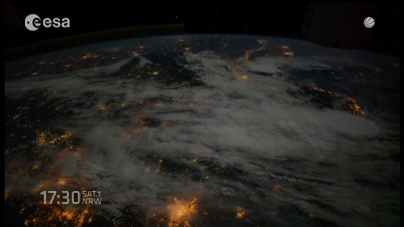 NASA ruft bei Alsdorfer Unternehmen an (Foto: SAT.1 NRW)
