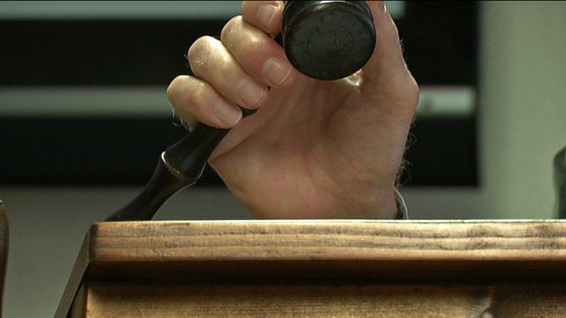 Bewährungsstrafe für Ex-Polizisten (Foto: SAT.1 NRW)