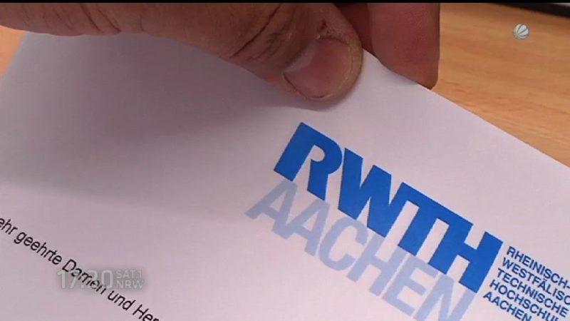 Noten-Affäre um Armin Laschet Thema im Landtag (Foto: SAT.1 NRW)