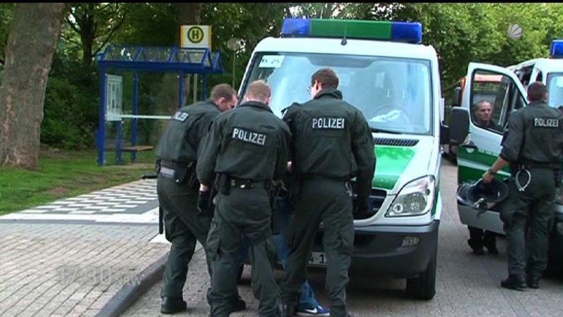 NRW ist sicherer (Foto: SAT.1 NRW)
