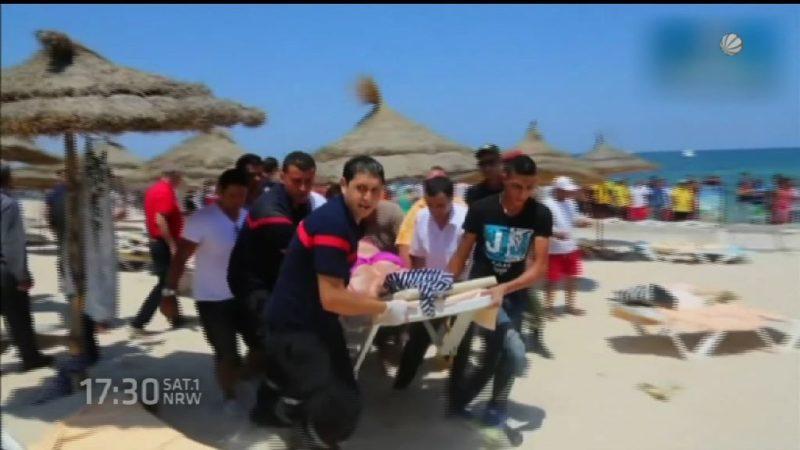 Tunesien-Opfer aus Korschenbroich (Foto: SAT.1 NRW)
