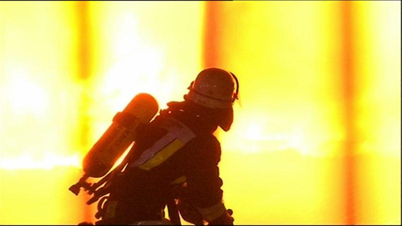 So hart ist der Feuerwehr-Alltag (Foto: SAT.1 NRW)