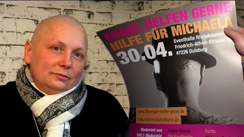 Krebskranke Frau hintergangen? (Foto: SAT.1 NRW)