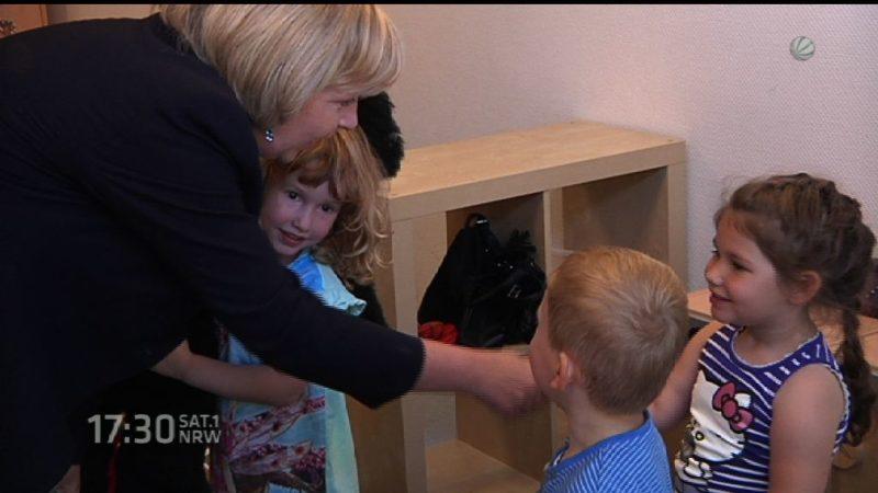 Frühe Hilfe für Kinder (Foto: SAT.1 NRW)