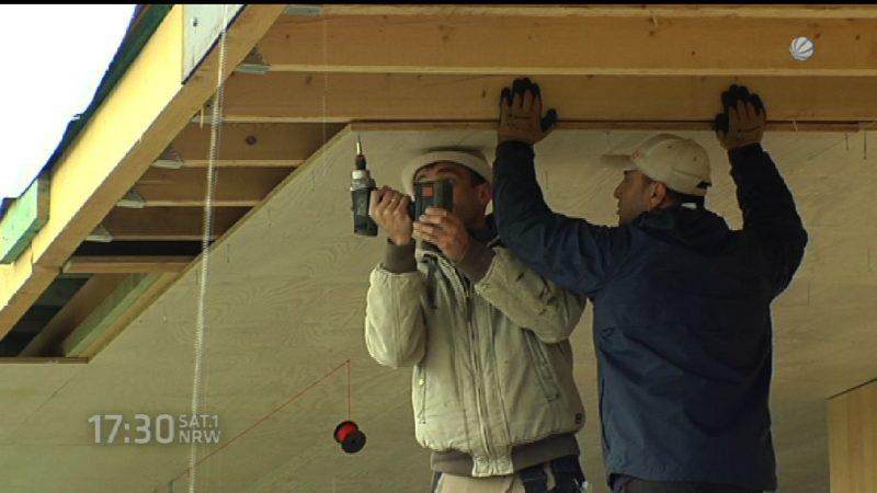 Mehr neue Wohnungen in NRW (Foto: SAT.1 NRW)