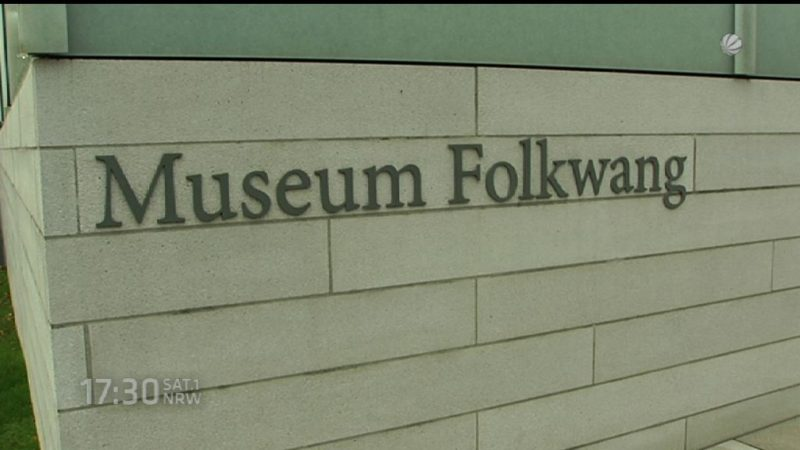 Freier Eintritt im Folkwang Museum Essen (Foto: SAT.1 NRW)