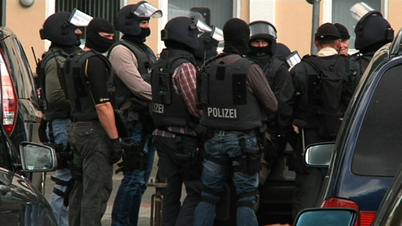 Skandalverdacht beim SEK! (Foto: SAT.1 NRW)