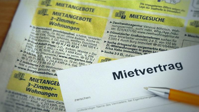 Die Mietpreisbremse kommt … für manche (Foto: SAT.1 NRW)