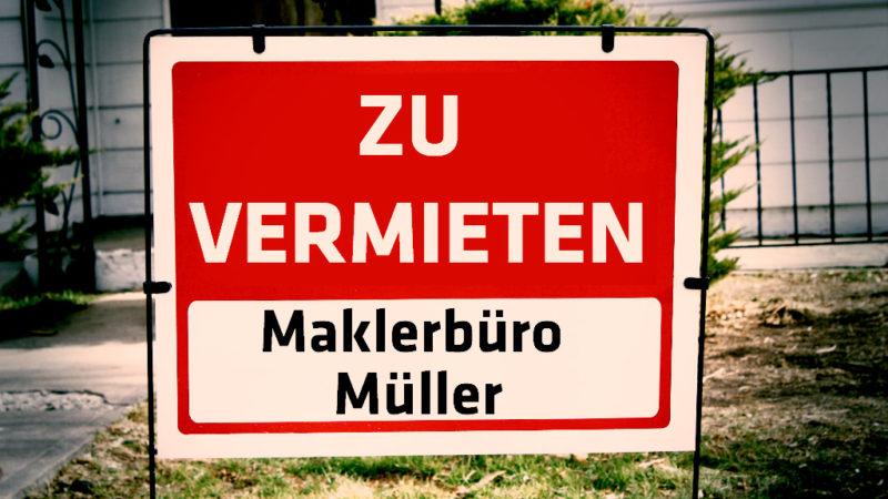 So knapp ist der Wohnraum in NRW (Foto: SAT.1 NRW)