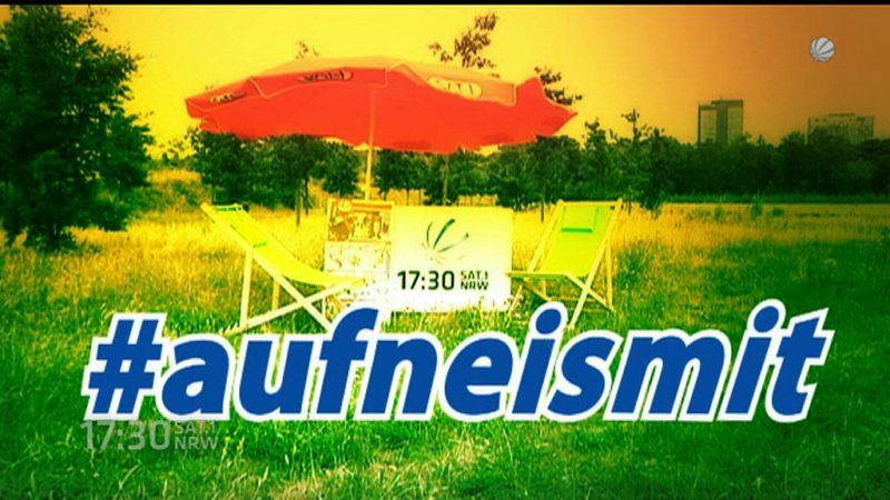 #aufneismit Guntram Schneider (SPD) (Foto: SAT.1 NRW)
