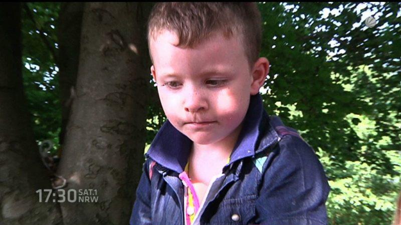 6-Jähriger wird mit 18 pleite sein (Foto: SAT.1 NRW)