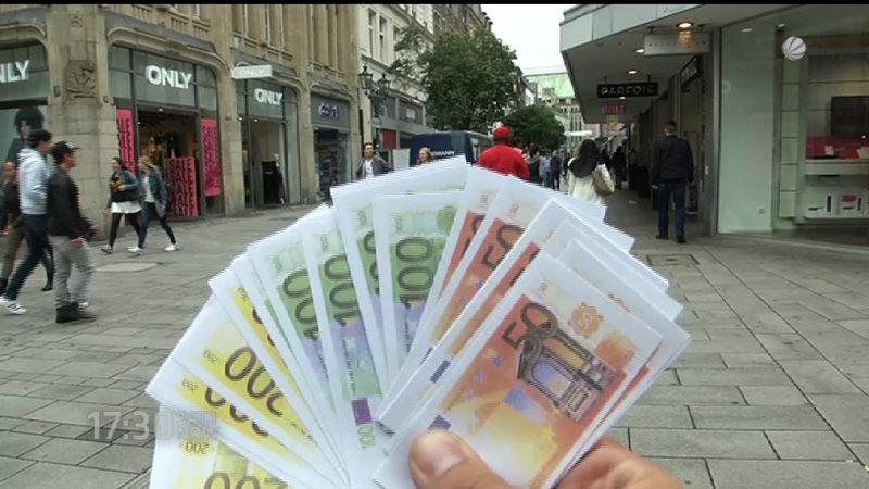Urlaub bezahlt vom Staat (Foto: SAT.1 NRW)
