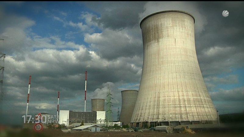 Aachen gegen maroden Kernreaktor (Foto: SAT.1 NRW)