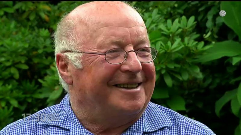 Herzlichen Glückwunsch - Norbert Blüm wird 80 (Foto: SAT.1 NRW)