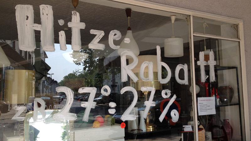 Temperaturen rauf, Preise runter (Foto: SAT.1 NRW)