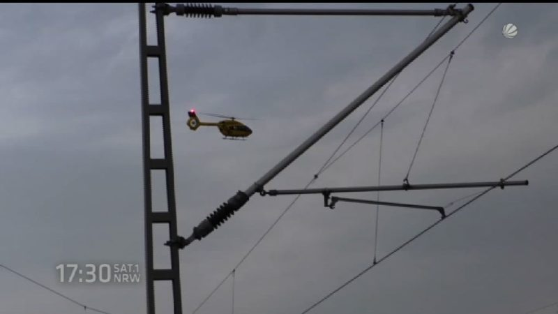 14jähriger in Köln erleidet Stromschlag (Foto: SAT.1 NRW)
