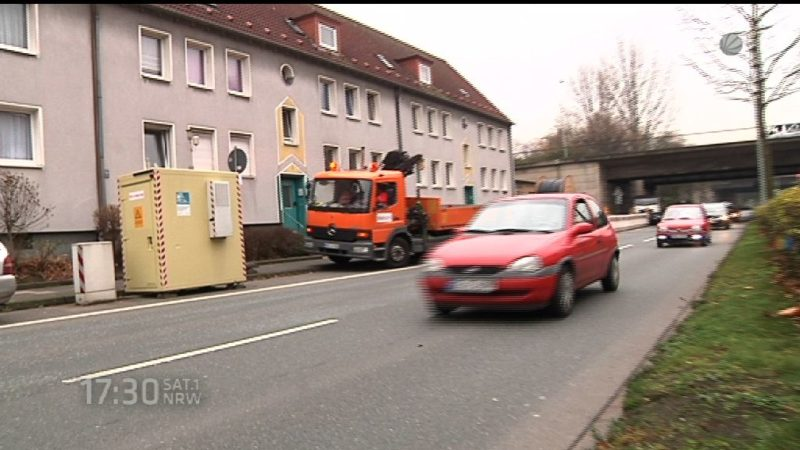Dicke Luft in NRW (Foto: SAT.1 NRW)
