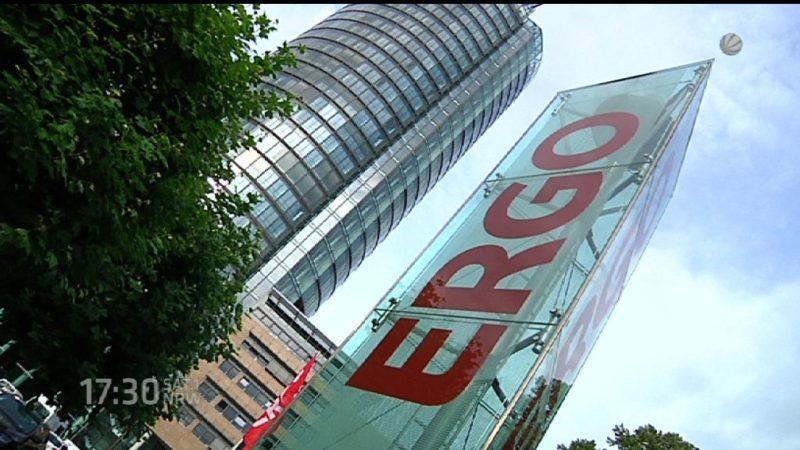Ergo Versicherung hat sich bei tausenden Kunden verrechnet (Foto: SAT.1 NRW)