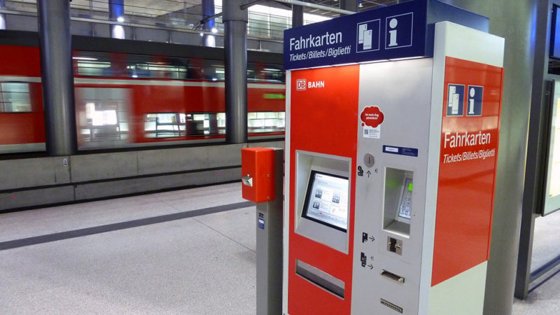 Falsche Bahntickets verkauft (Foto: Deutsche Bahn)