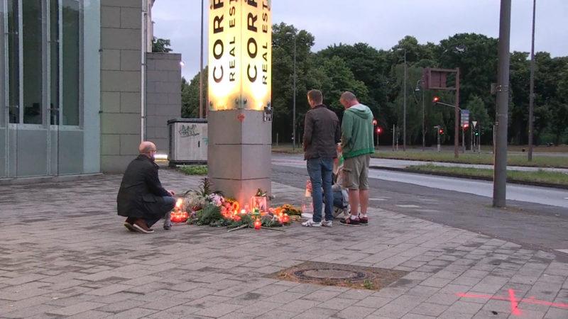 Radfahrer nach Unfall gestorben (Foto: NRW Lokal)