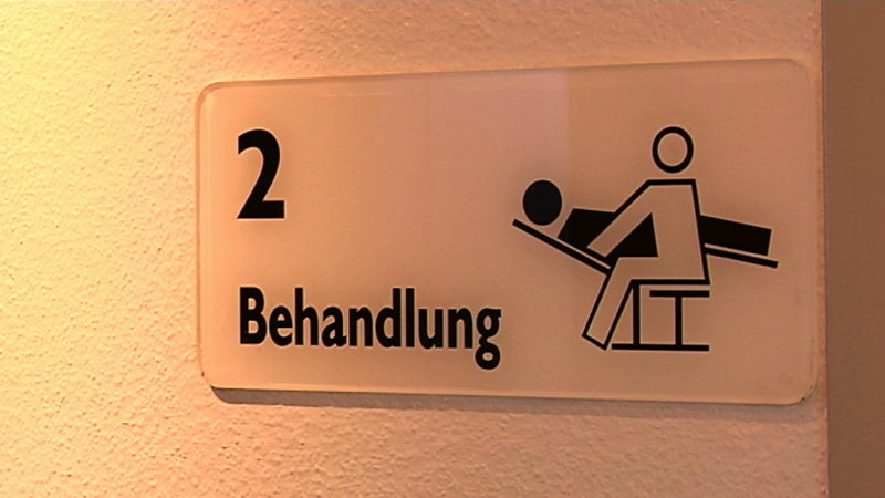 Weniger Wartezeit für Kassenpatienten (Foto: SAT.1 NRW)