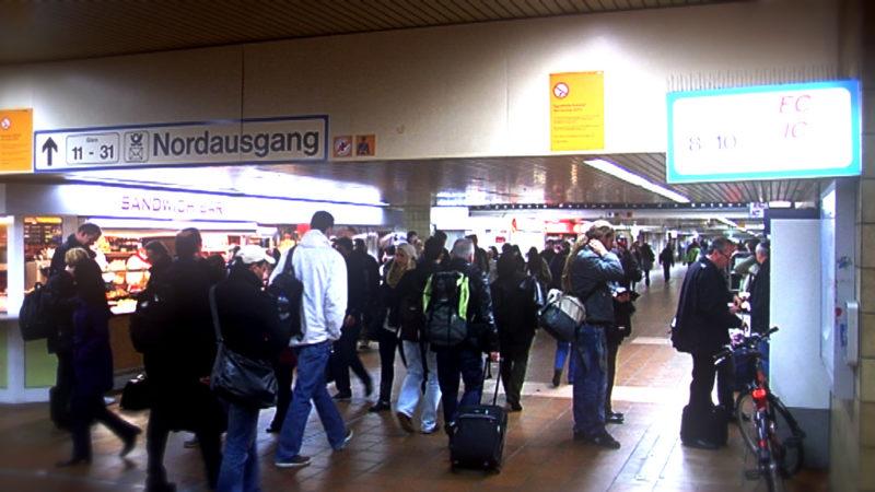Wo ist der schlimmste NRW-Bahnhof? (Foto: SAT.1 NRW)