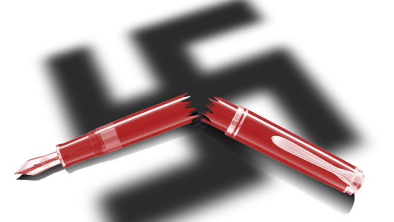 Rechte Bedrohung – Blogger gibt auf (Foto: SAT.1 NRW)