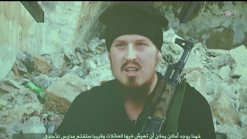 Broschüre gegen Salafisten Propaganda (Foto: SAT.1 NRW)