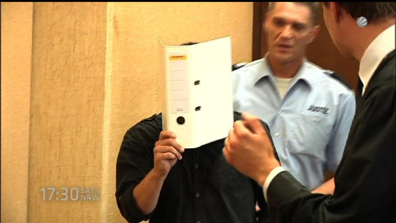 """12 Jahre Haft für """"Pizza-Mord"""" (Foto: SAT.1 NRW)"""