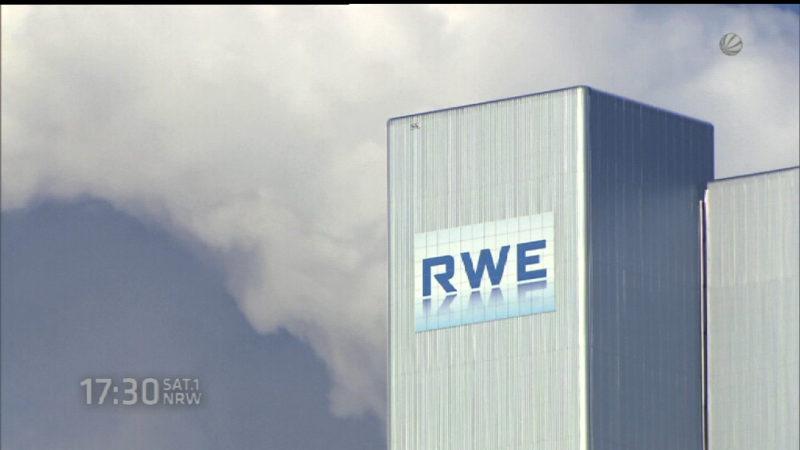 RWE in der Krise (Foto: SAT.1 NRW)