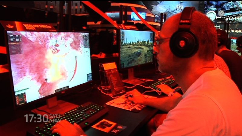 Besucherrekord bei Gamescom (Foto: SAT.1 NRW)