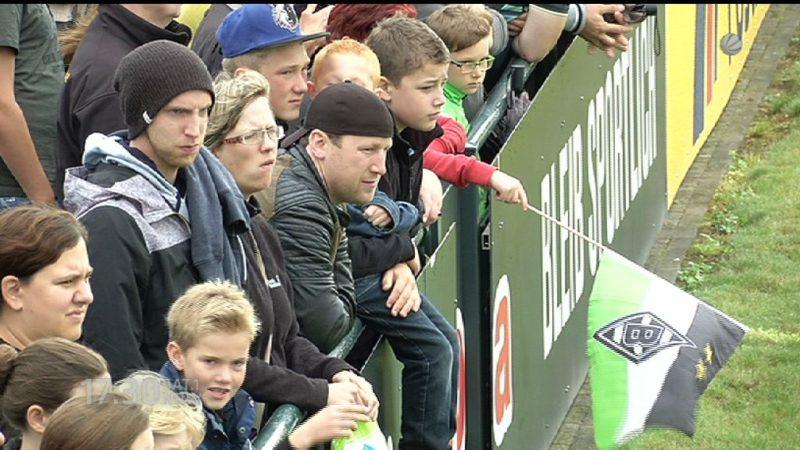 Gladbach gegen Mainz (Foto: SAT.1 NRW)