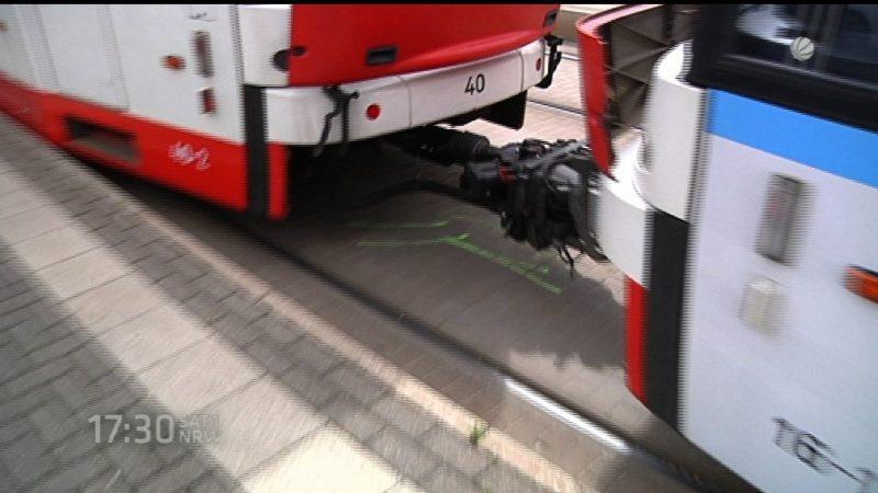 Straßenbahnfahrer wegen Epilepsie entlassen (Foto: SAT.1 NRW)