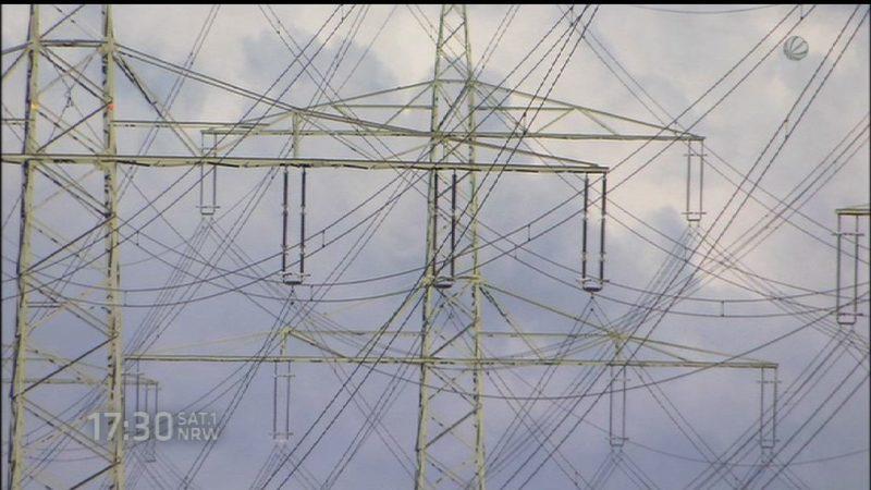 Stromnetz stabil (Foto: SAT.1 NRW)