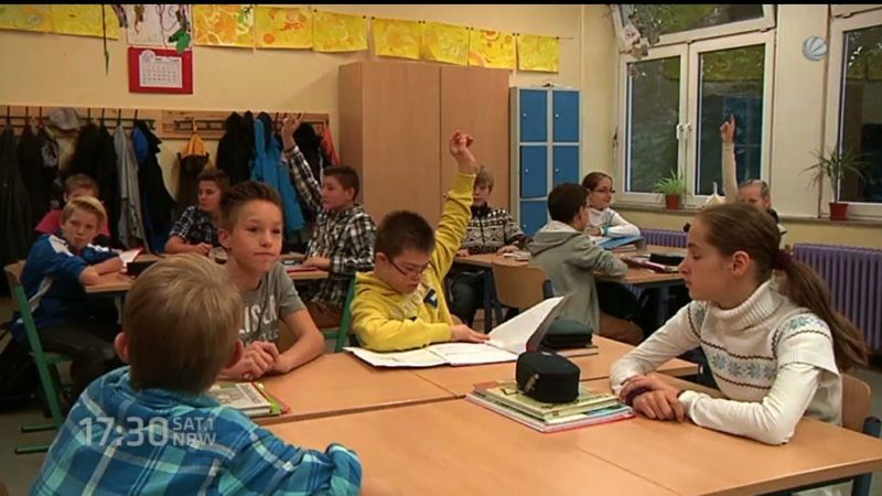 Inklusion stockt - Elternverbände fordern mehr Lehrer (Foto: SAT.1 NRW)