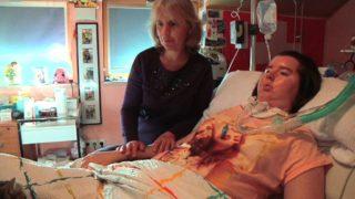 ALS-Kranke sucht Pfleger über Facebook (Foto: SAT.1 NRW)