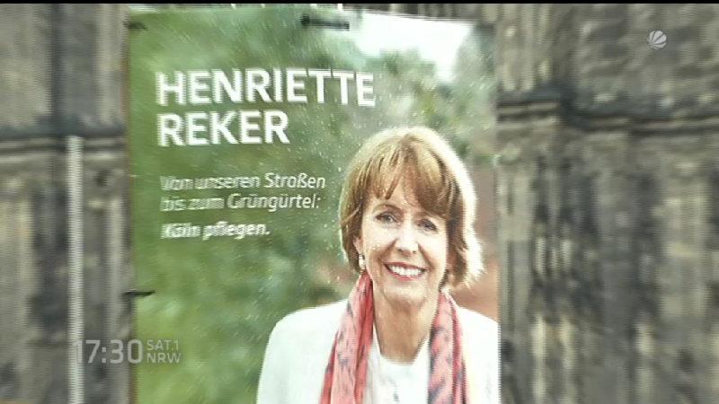 Wahlposse in Köln (Foto: SAT.1 NRW)