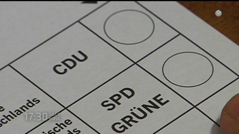 Warum geht keiner zur Wahl? (Foto: SAT.1 NRW)