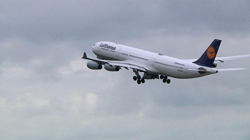 Verkehr an NRW-Flughäfen eingeschränkt (Foto: Lufthansa)