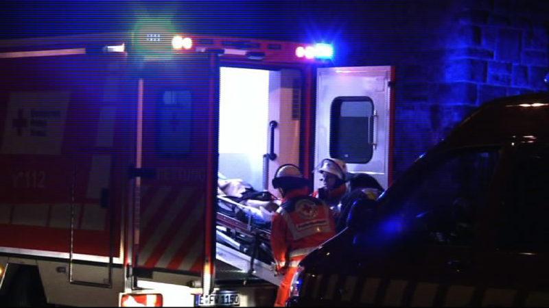 Feuer-Drama in Essen (Foto: SAT.1 NRW)
